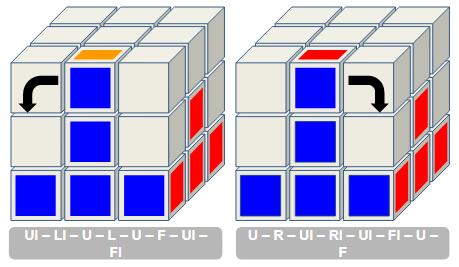 3x3 kubus 2e laag