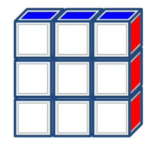 Floppy kubus