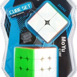Speed Cube 2 in 1
