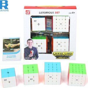 Speedcube set